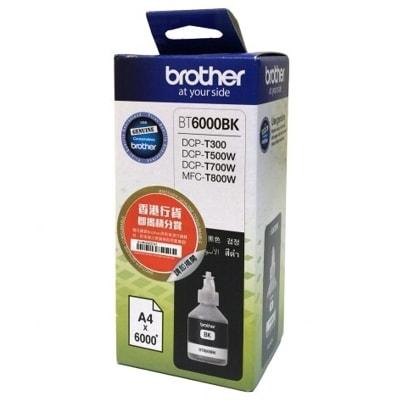 Tusz oryginalny BT-6000 BK do Brother (BT6000BK) (Czarny)