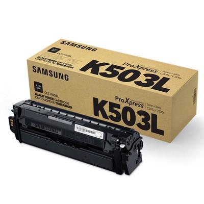 Toner oryginalny CLT-K503L do Samsung (SU147A) (Czarny)