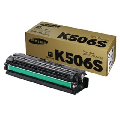 Toner oryginalny CLT-K506S 2K do Samsung (SU180A) (Czarny)