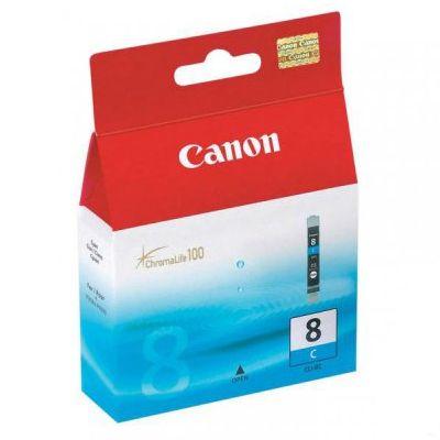 Tusz oryginalny CLI-8 C do Canon (0621B001) (Błękitny)
